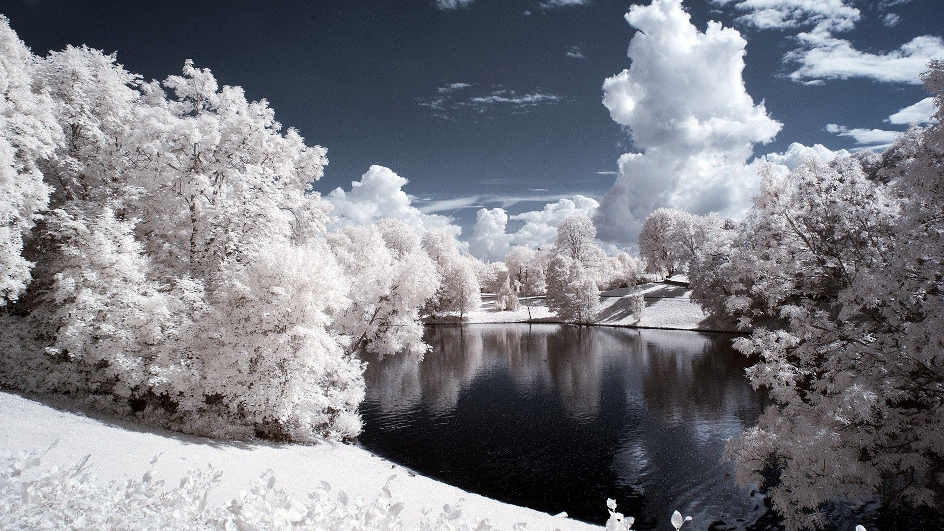 winter time wallpaper cool - photo #26