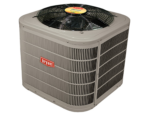 heat pump by Bryant