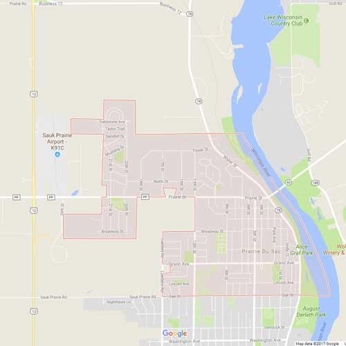 Prairie du Sac, Wisconsin