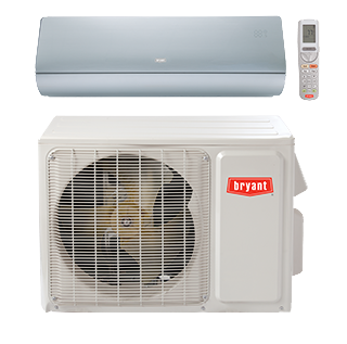 Mini split ductless hvac