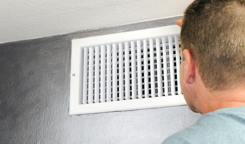 Adjusting Cold Air Return Vents During The Fall Season