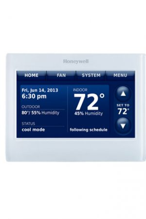 Model T4 Programmable Thermostat Pharo Heating Company