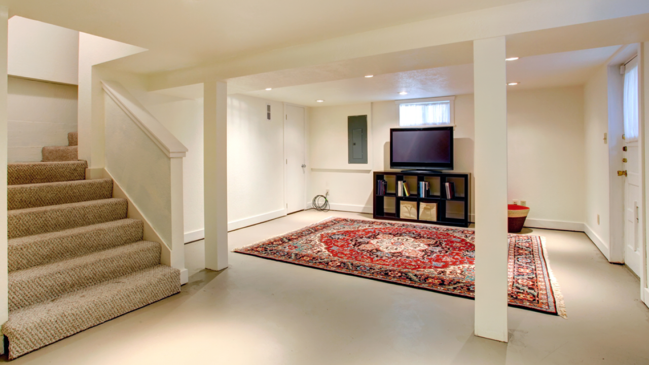 The Process of Finishing a Basement Remodeling Project